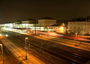 Hauptbahnhof Regensburg Heizungssanierung
