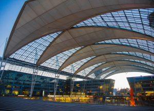 Flughafen München Terminal 2 Mieterausbau