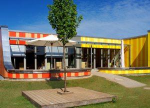 Kindergarten Neubiberg Neubau
