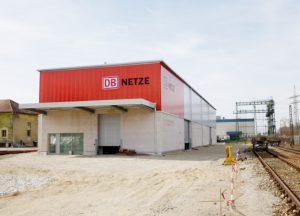 Lager- Werkstatthalle Varnhagenstr. Neubau