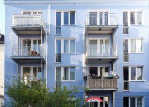 München Komplettsanierung einer Wohnanlage mit 35 WE