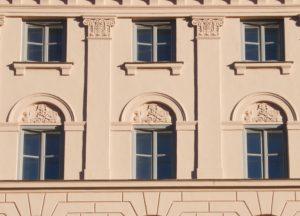 München Komplettsanierung einer Wohnanlage mit 52 WE